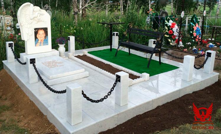 плитка на могилу фото и цены