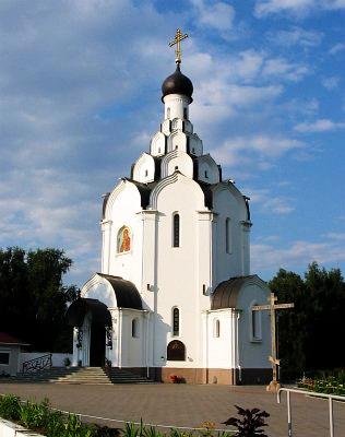 Церковь «Взыскание погибших» минск